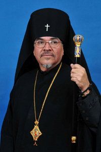 The Most Reverend Alejo