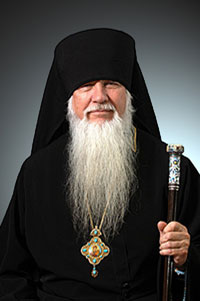 The Right Reverend Tikhon