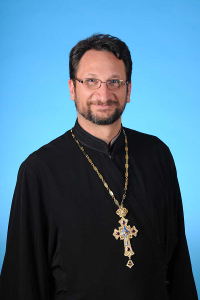 The Very Reverend Eric G. Tosi - Secretary of the OCA Chancery