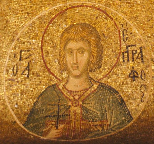 ST. EUGRAPHUS of Alexandria