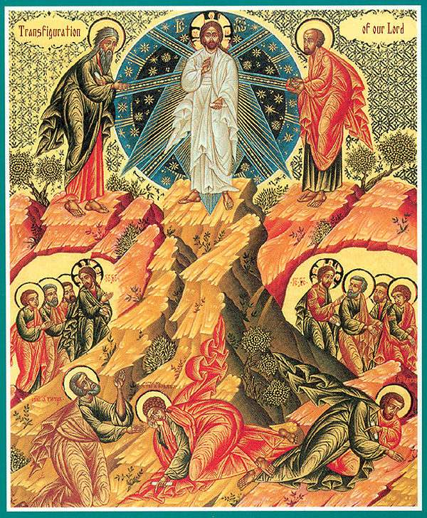 Afterfeast of the Transfiguration of our Lord - Orthodox ...