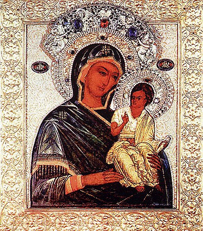 IMG ICON of the Mother of God of Chirsk-Pskov