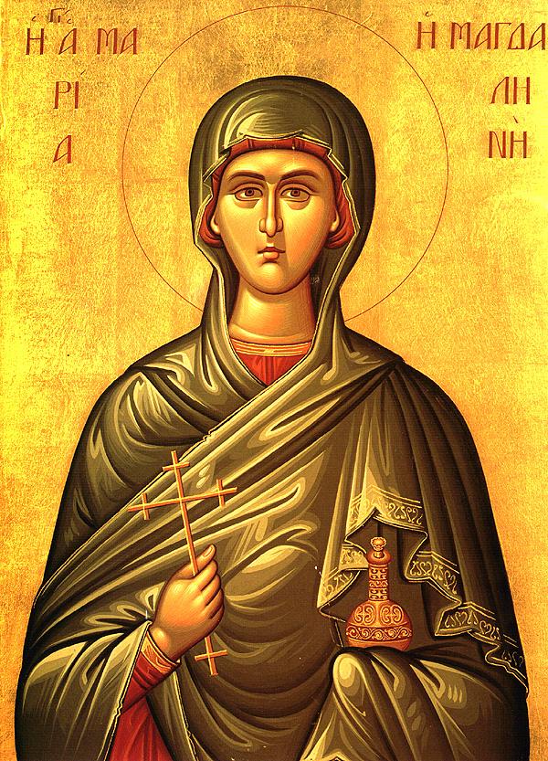 Myrrhbearer and Equal of the Apostles Mary Magdalene - Orthodox Church ...: oca.org/saints/lives/2013/07/22/102070-myrrhbearer-and-equal-of-the...