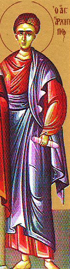 Saints and Feasts: Apostle Philemon of the Seventy – St ...