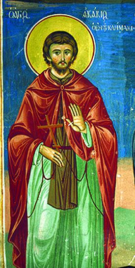 IMG ST. ACACIUS of Sinai