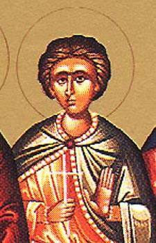 ST. HERMOGENES of Alexandria