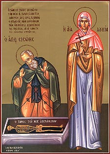 Orthodox Saints for Daily Life