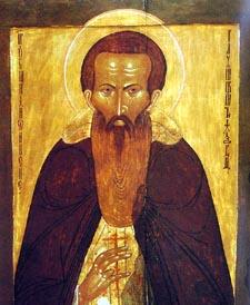 IMG ST. DIONYSIUS, the Abbot of Glushetsk, Vologda