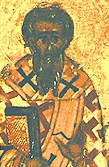 IMG ST. CYRIL, the Bishop of Catania