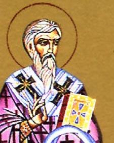 ST ST. HELLADIUS, Hieromartyr