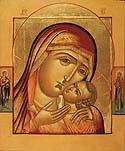 Icon of the Mother of God of Kasperovsk