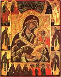 Icon of the Mother of God of Shuisk-Smolensk