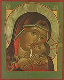 Icon of the Mother of God &amp;ldquo;Korsun&amp;rdquo; (Cherson)