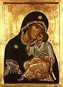 Icon of the Mother of God of Yahromsk
