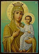 "Icon of the Mother of God the ""Deliveress"""