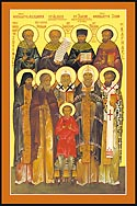 Synaxis of the Saints of North America