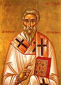 Venerable Theonas the Archbishop of Thessalonica