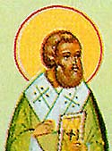 St Eutychius the Patriarch of Constantinople
