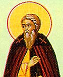Venerable Daniel the Abbot of Pereyaslavl-Zalesski