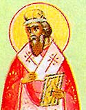 St Niphon the Bishop of Novgorod