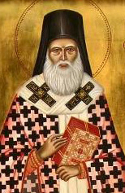 St Callinicus of Cernica the Bishop of Rimnicului in Romania