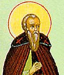 St Isaac the Syrian, Abbot of Spoleto
