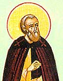 St Auxentius the Ascetic