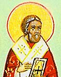 St George the Confessor and Bishop of Antioch, in Pisidia