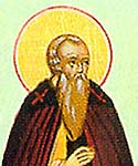 Venerable John of the Ancient Caves in Palestine