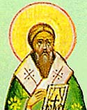 St Tryphon the Patriarch of Constantinople