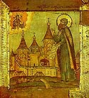 Venerable Alexander the Abbot of Oshevensk
