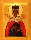 Martyr Alexandra the Empress, wife of Diocletian