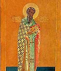 Hieromartyr Basil the Bishop of Amasea