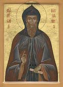 Venerable Anthony the Roman and Abbot of Novgorod