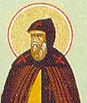 Venerable Pimen the Faster of the Kiev Caves
