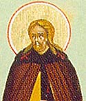 Venerable Gregory the Iconographer of the Kiev Near Caves