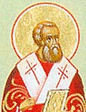 St Myron the Wonderworker and Bishop of Crete