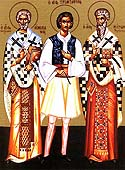 New Martyr Triandaphyllus of Stara Zagora