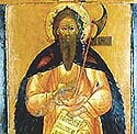 Blessed Laurence the Fool-For-Christ at Kaluga