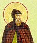 Martyr Theodore of the Kiev Near Caves