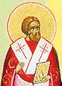Hieromartyr Marcellus the Bishop of Apamea
