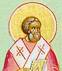 St Hosius the Confessor the Bishop of Cordova