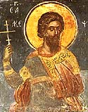 Martyr Akepsimas of Egypt