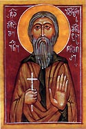 Martyr John, Abbot of the Zedazeni Monastery