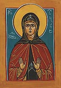 Venerable Sabiana, Abbess of the Samtskhe Monastery