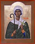 Venerable Brigid (Bridget) of Ireland