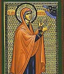 Holy, Righteous Anna the Prophetess