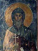 Martyr Evargrisi of the Shio-Mgvime Monastery