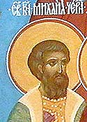 Translation of the relics of the Martyr Michael of Chernigov