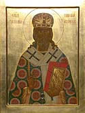 St Nicholas, Equal of the Apostles and Archbishop of Japan